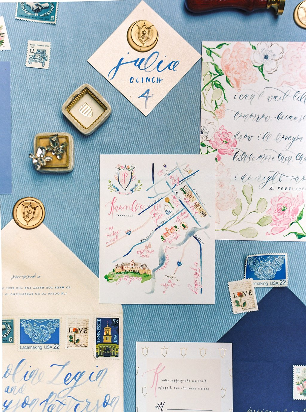 comparing wedding postage options standard usps postage custom postage and vintage postage stamps stamps for wedding invitations Vintage Postage Stamps by Verde Studio Comparing Wedding Postage Options Standard USPS Postage