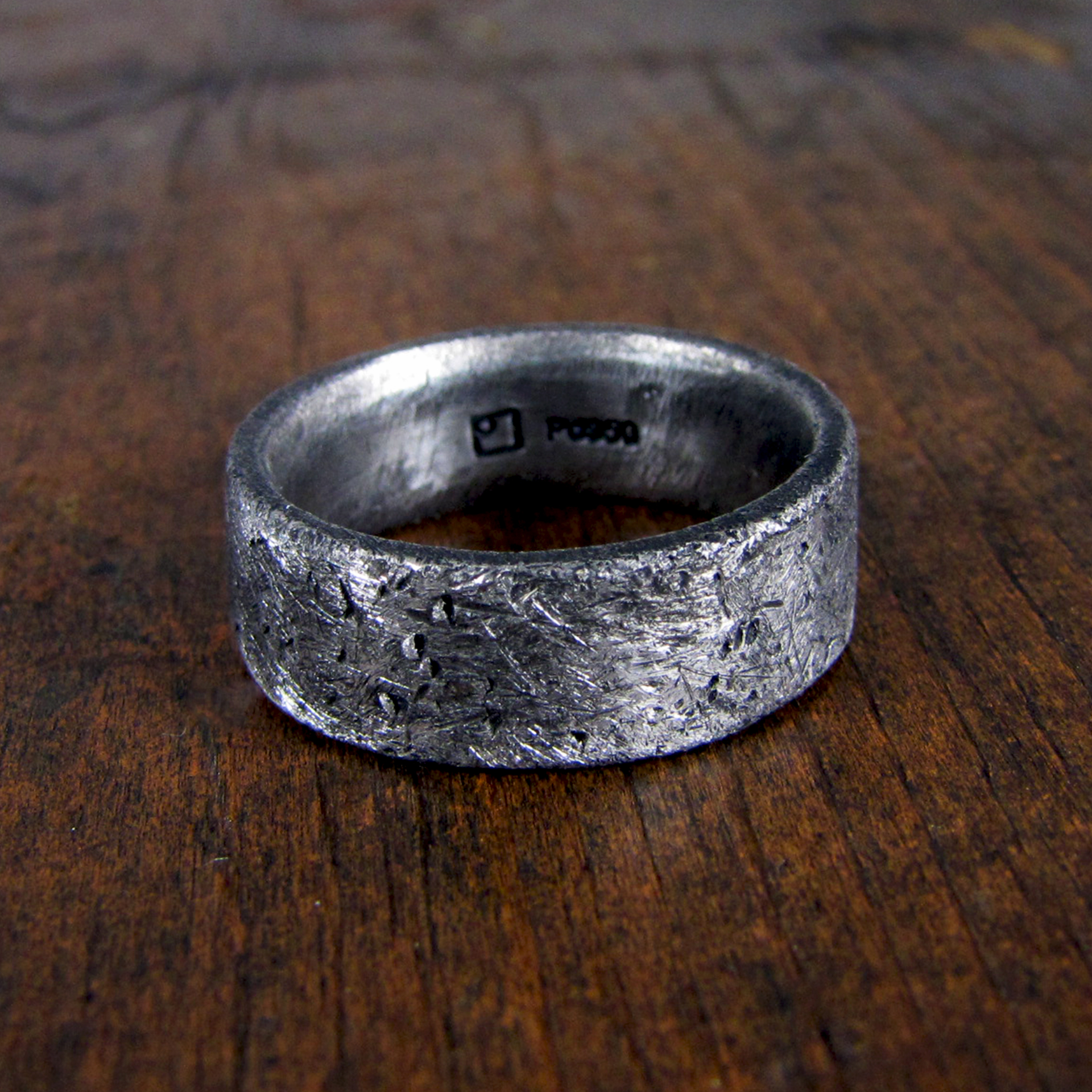 rustic wedding rings rustic wedding bands extraordinary The couple and guests will gather at the rustic spot on the grounds at cool design