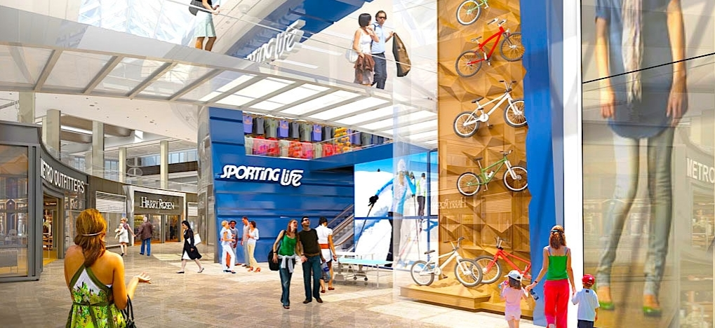 Sporting Life to open stores across Canada