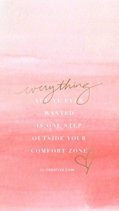 Free motivational wallpaper! — Laura Leigh Bean