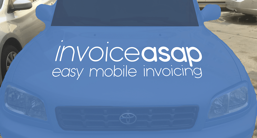 InvoiceASAP Marketing     michelle jones   SF based Product Designer InvoiceASAP T Shirt Design