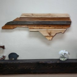 Reclaimed Wood States Bear Wood Company