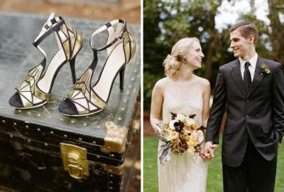 Art Deco Wedding Inspiration — San Francisco Wedding ...