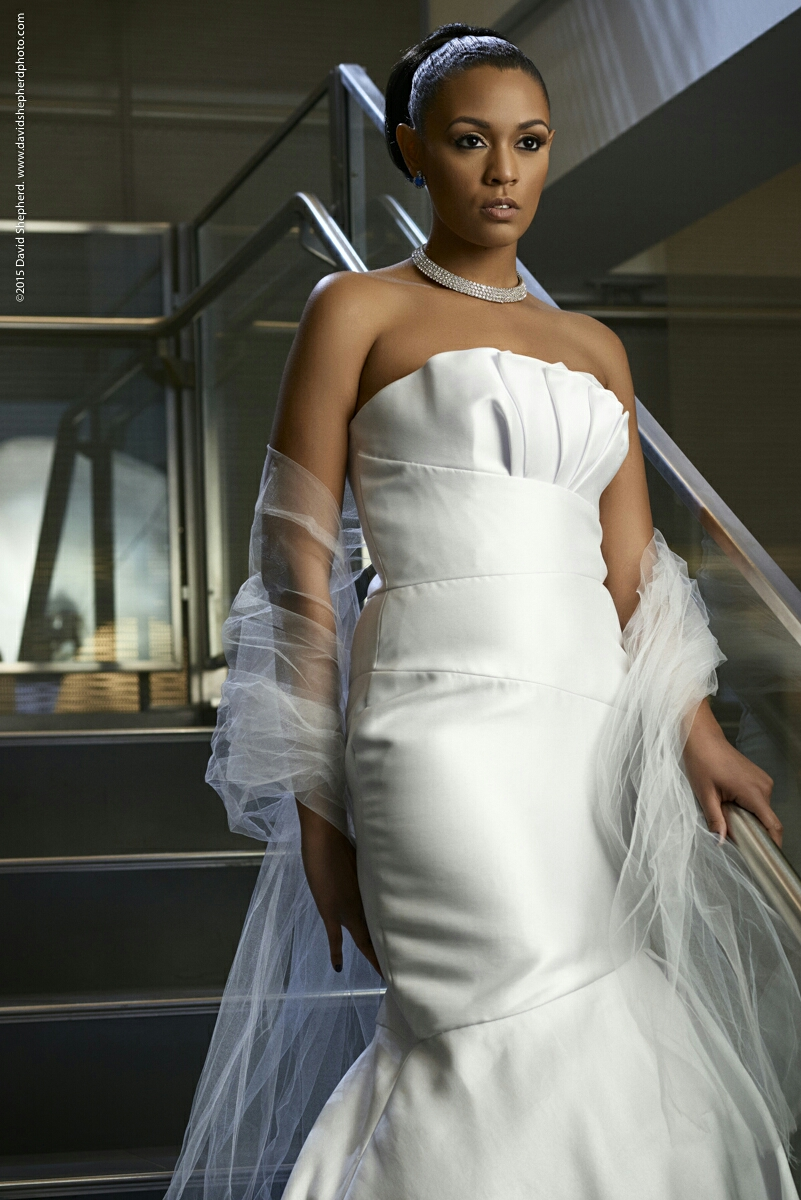 my makeup for the cover of bride talk magazine african american wedding dresses african american bride wedding makeup chicago 6