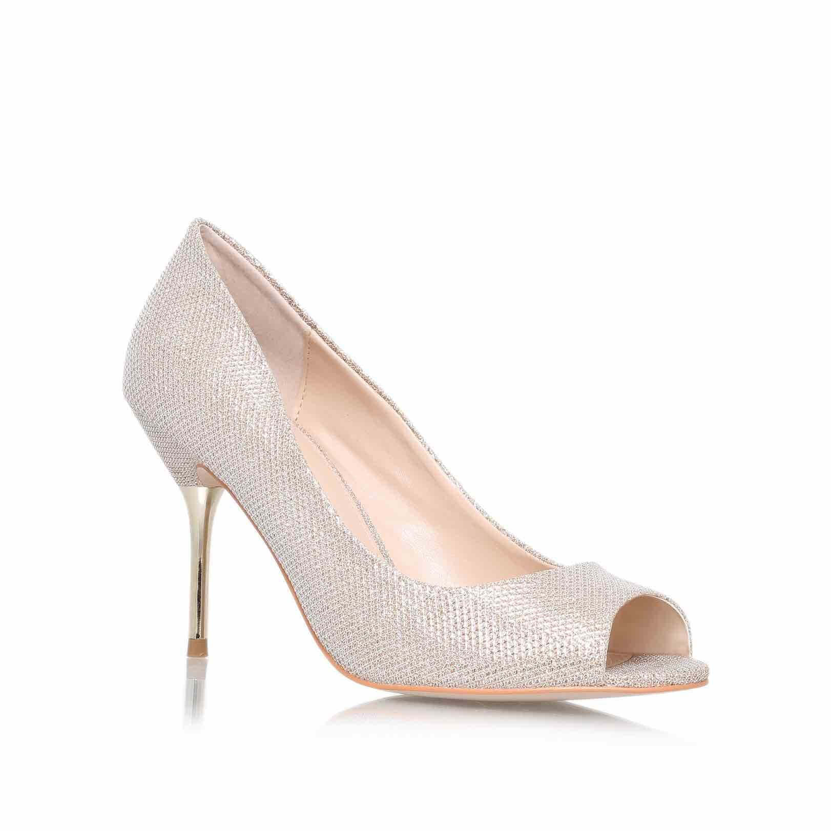 top 12 wedding shoes for under betsey johnson wedding shoes Metallic Geradine Shoe