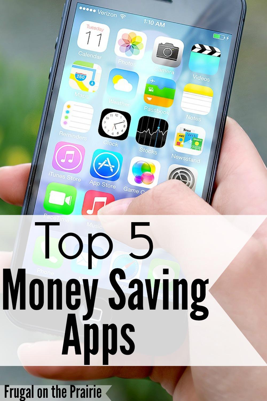 Top 5 Money Saving Apps — Allison Lindstrom | Blogging + Business