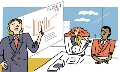Why it's time to ditch PowerPoint and master the art of the truly visual presentation — Scriberia