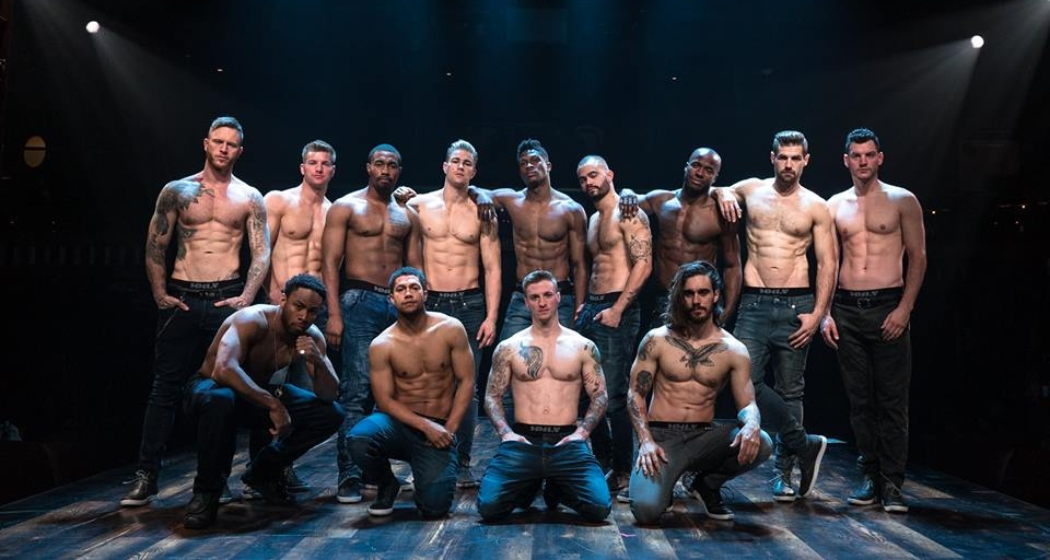MAGIC MIKE LIVE  A REVIEW OF A REVUE     HEAUXS MAGIC MIKE LIVE  A REVIEW OF A REVUE