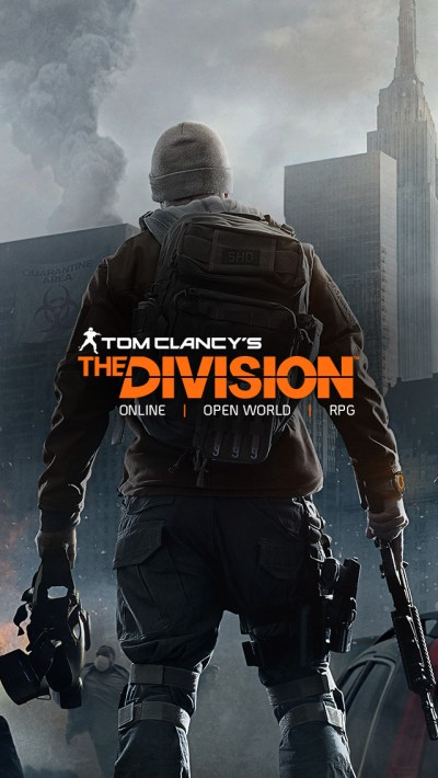 I present to you my The Division style locker and screenshot for my Android phone : thedivision