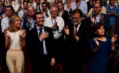 Pablo Casado, nuevo presidente del PP   El Diario Vasco
