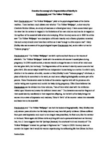Personal Response - Five Paragraph Essay - Bow Valley College | Chemistry Homework Help | The ...