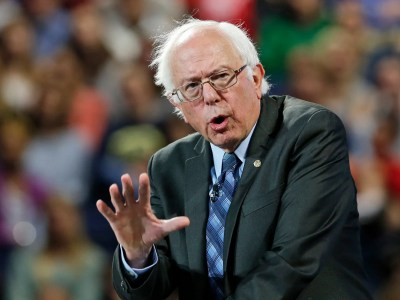 Bernie Sanders 'bold position' mass incarceration - Business Insider