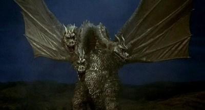 King Ghidorah - Villains Wiki - villains, bad guys, comic books, anime