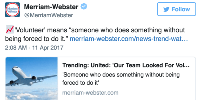 9 times Merriam-Webster used dictionary definitions to school Twitter - Business Insider