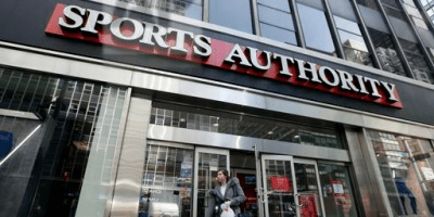 Sports Authority putting stores for auction - Business Insider
