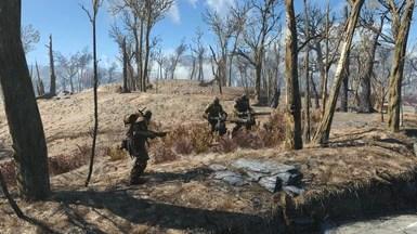 SKK Combat Stalkers (hostile spawns) (RU) at Fallout 4 Nexus - Mods and community