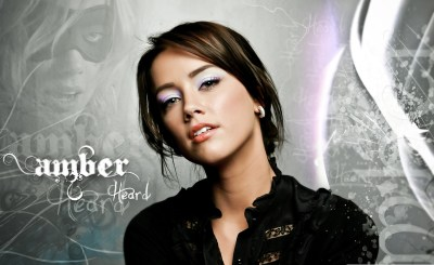 Amber Heard HD wallpapers • PoPoPics.com