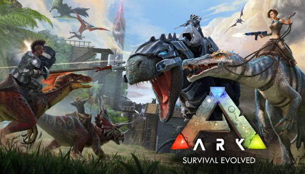 SteamOS   Linux on Steam ARK  Survival Evolved