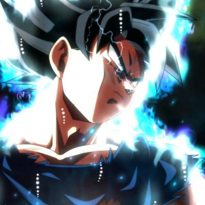 Dragon Ball Super - Ultra Instinct Goku Wallpaper Engine