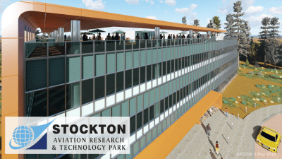 Stockton Aviation Research & Technology Park | Stockton University
