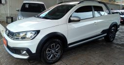 VOLKSWAGEN SAVEIRO CROSS 1.6 2017 FLEX BRANCA