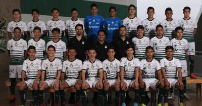 Official Roster - Santos Laguna U15 2018 Clausura
