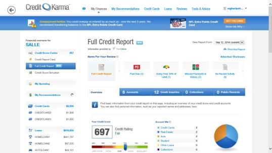 Credit Karma for Windows 10 PC free download | TopWinData.com