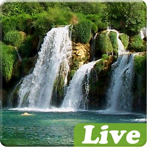 Waterfall Sound Live Wallpaper | FREE Android app market