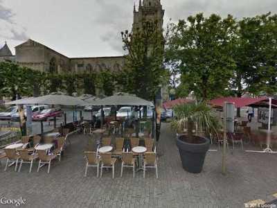 Google Street View Luçon.Google Maps.