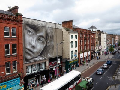 Guido Van Helten New Mural - Limerick City, Ireland ...