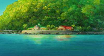Wallpaper Wednesday - More Ghibli wallpapers for you!