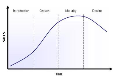 Product Life Cycle: Definition, Theory & Stages – StudiousGuy
