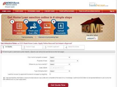 ICICI Bank Home Loan Statement - Page 5 - 2018-2019 StudyChaCha