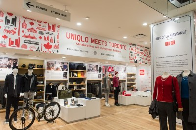 Shopping: UNIQLO Toronto Eaton Centre Opens Its Doors ...