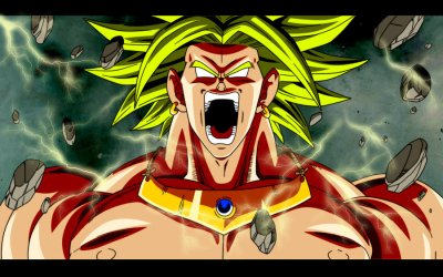 Toy Review: S.H.Figuarts' Dragon Ball Z Broly Action Figure | Sublime Zoo
