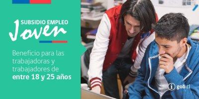 Subsidio Empleo Joven - Subsidios 2019 Chile