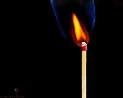 Burning Match - SumPics Photo Blog SumPics Photo Blog