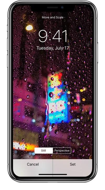 Cambiar el fondo de pantalla del iPhone - Soporte técnico de Apple