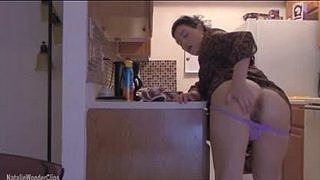Natalie Wonder – Innocent fun With my Son while Saddy Sleeps