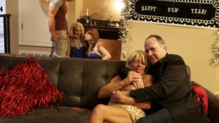 [MyFamilyPies] Ariel Mcgwire, Emma Hix – New Years Family Fuck