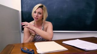 Brianna Beach – Aunt Tutors Disobedient Nephew