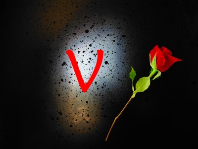 S Love V Letter Designs | Tattoo Design Bild