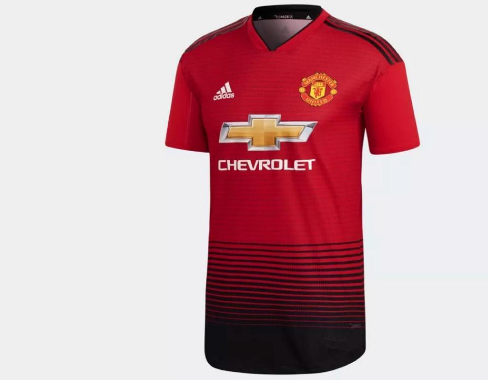 Average price of Premier League kits soars over £100