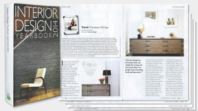 PRESS COVERAGE of Tamara Magel Hamptons Designer