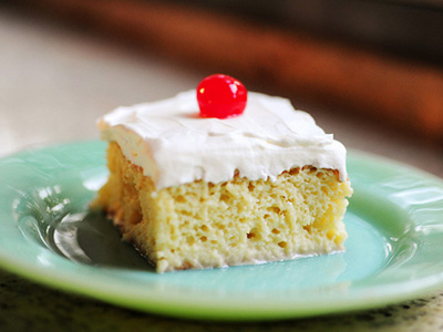 Tres Leches Cake | The Pioneer Woman