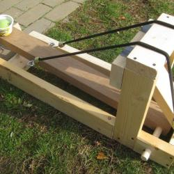 Instruction on How to Make a Pretty Cool Catapult Share Your