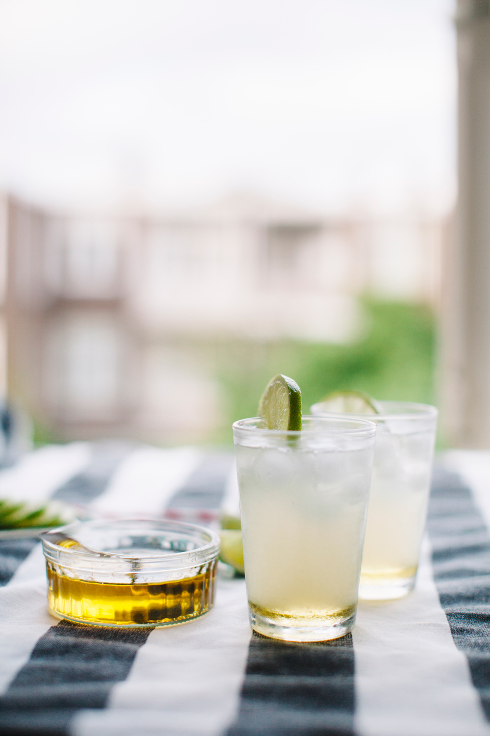 Spicy Skinny Margarita Recipe featured by top US food blog, Tea Cups & Tulips: Easy Cocktail Recipe You're Going to Love