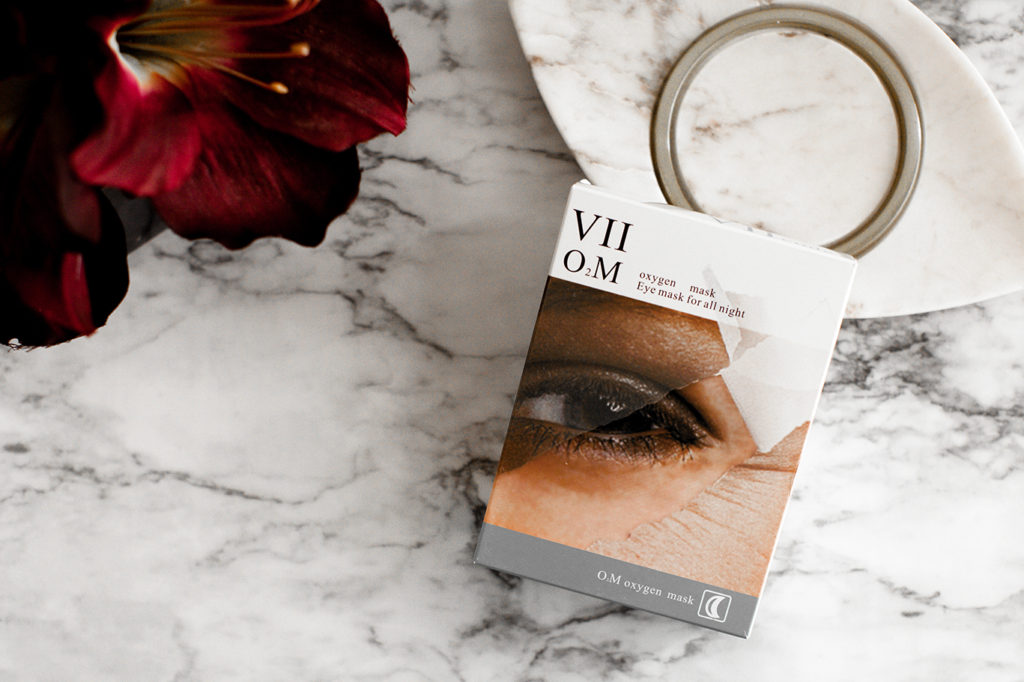 All eyez on these eye pads | VII code oxygen eye pads