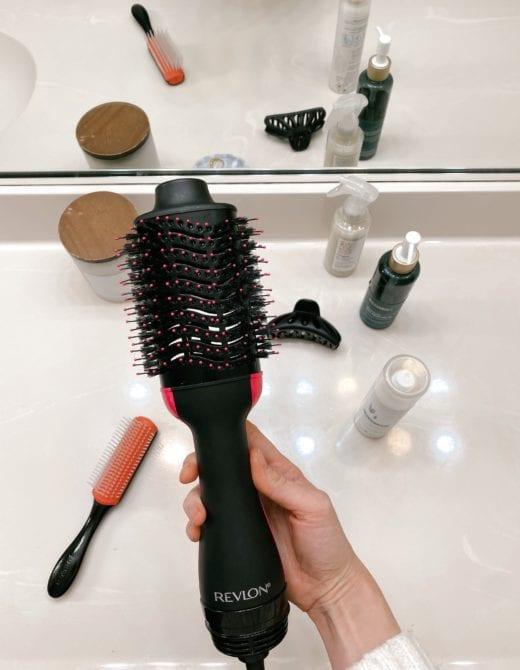 Revlon One Step Hair Dryer Brush Review