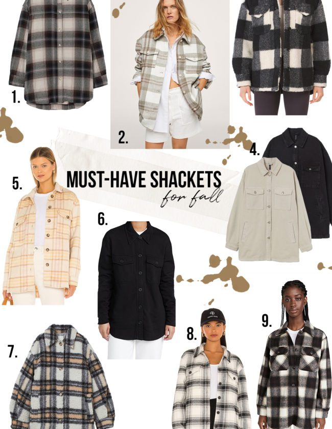 The Best Shackets To Get You Ready For Fall